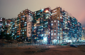 City Of Darkness: Walled City of Kowloon Exhibition @ Blue Lotus Gallery