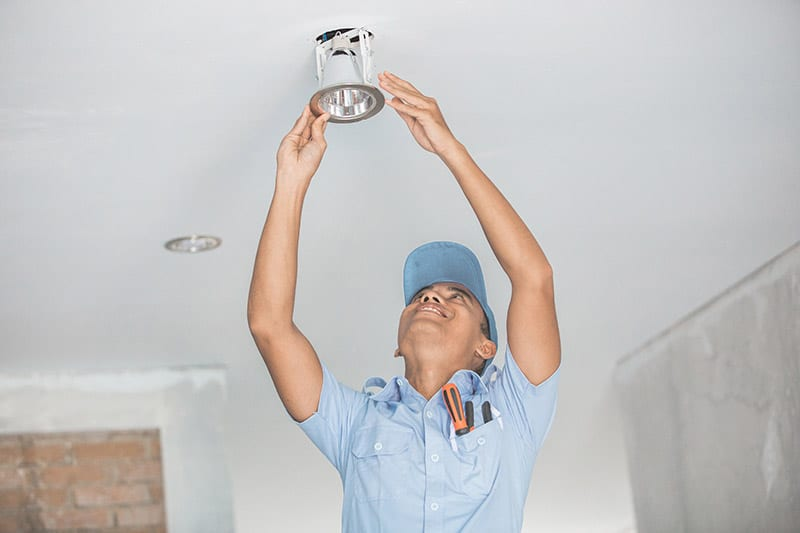 GHMS Home Maintenance Boca Raton - Electrician