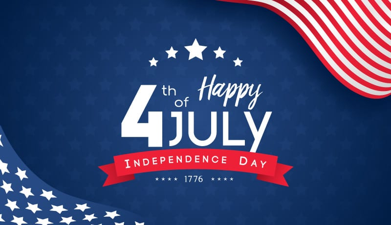 Happy 4th of July - GHMS