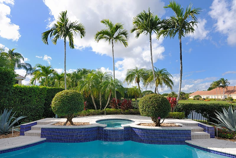 Home Maintenance in Delray Beach - Pool Cleaning