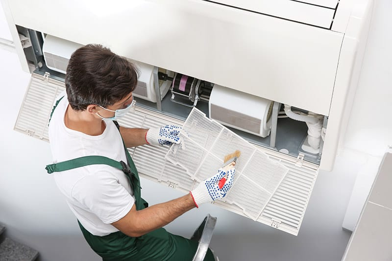 GHMS Home Maintenance in Palm Beach Gardens - Air Conditioning Cleaning