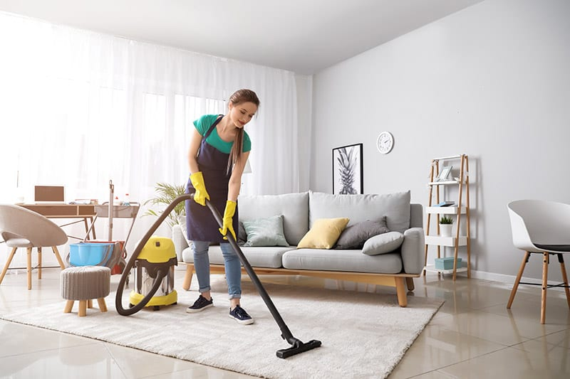 GHMS Interior Home Cleaning Services