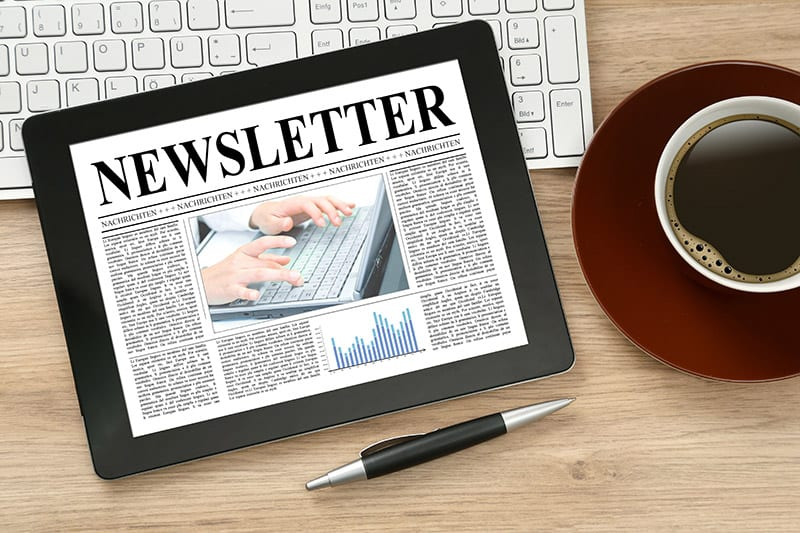 Gardens Home Management Services Newsletters