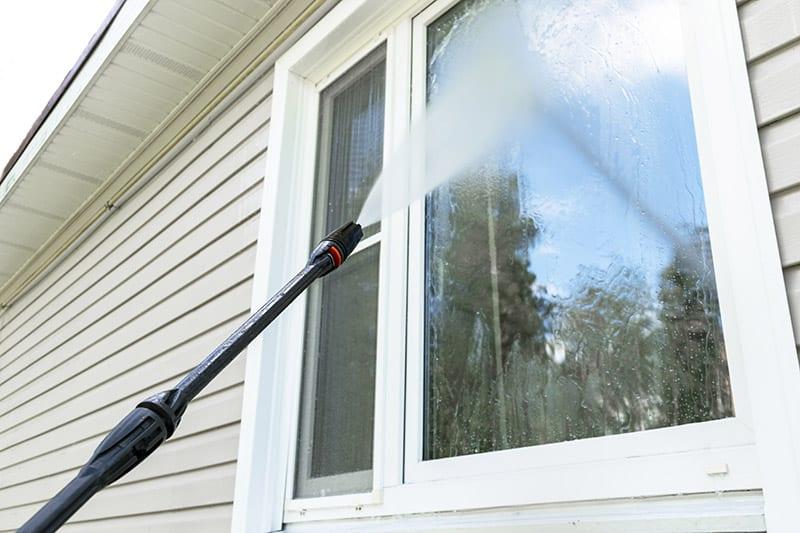 GHMS Window Pressure Washing Services