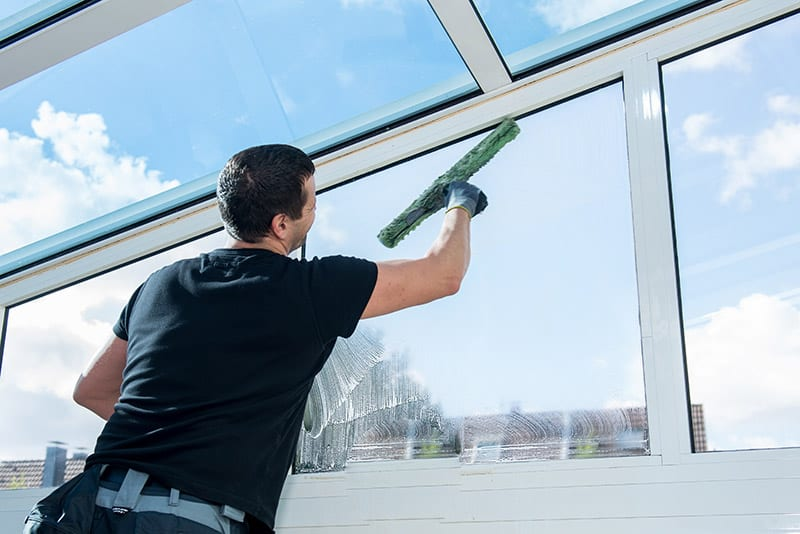 GHMS Home Management Services in Boca Raton - Window Washing