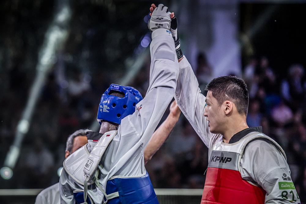 Florida Sport Taekwondo Federation Kyorugi (Sparring) Seminar