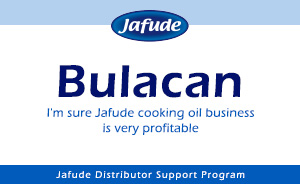 Join Jafude mantika cooking oil distributor in bulacan