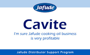 Join Jafude mantika cooking oil distributor in cavite