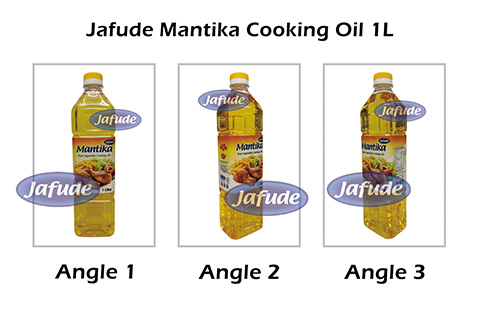 Jafude vegetable cooking oil 1L supplier in the Philippines-3 angle-Philippines Palm Oil 1Liter supplier