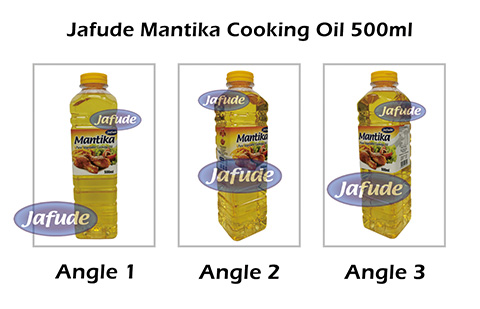 Jafude vegetable cooking oil 500ml supplier in the Philippines-3 angle-RGB