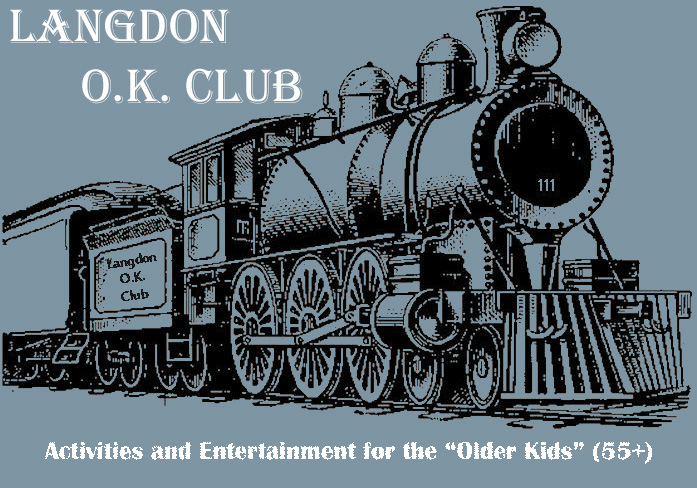 Langdon O.K. Seniors Club