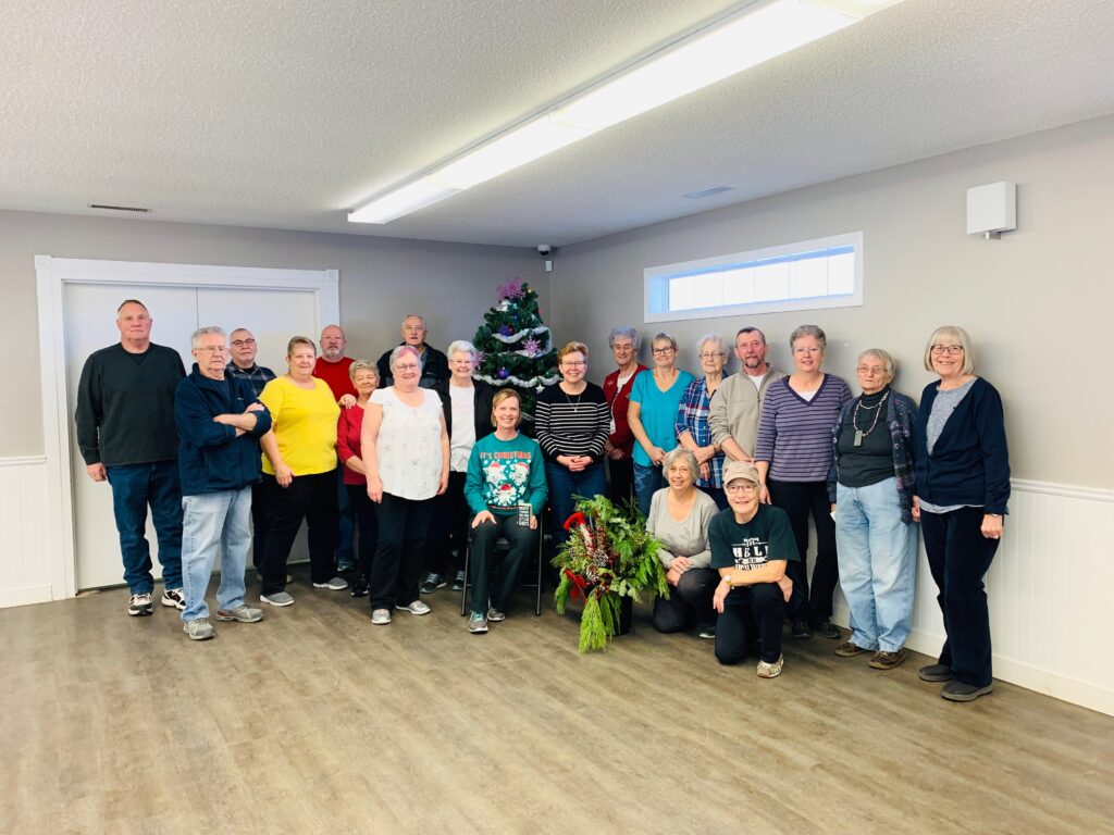 Last Excercise class for 2019