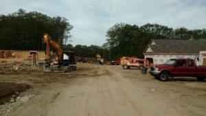 Briarwood Falls Construction 1