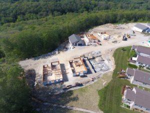 briarwood falls - CT - lots under construction