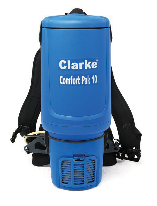 ComfortPak10 Backpack Vac