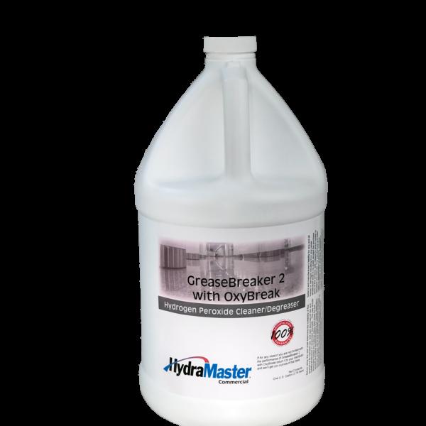 GreaseBreaker 2 with OxyBreak Hydrogen Peroxide Cleaner