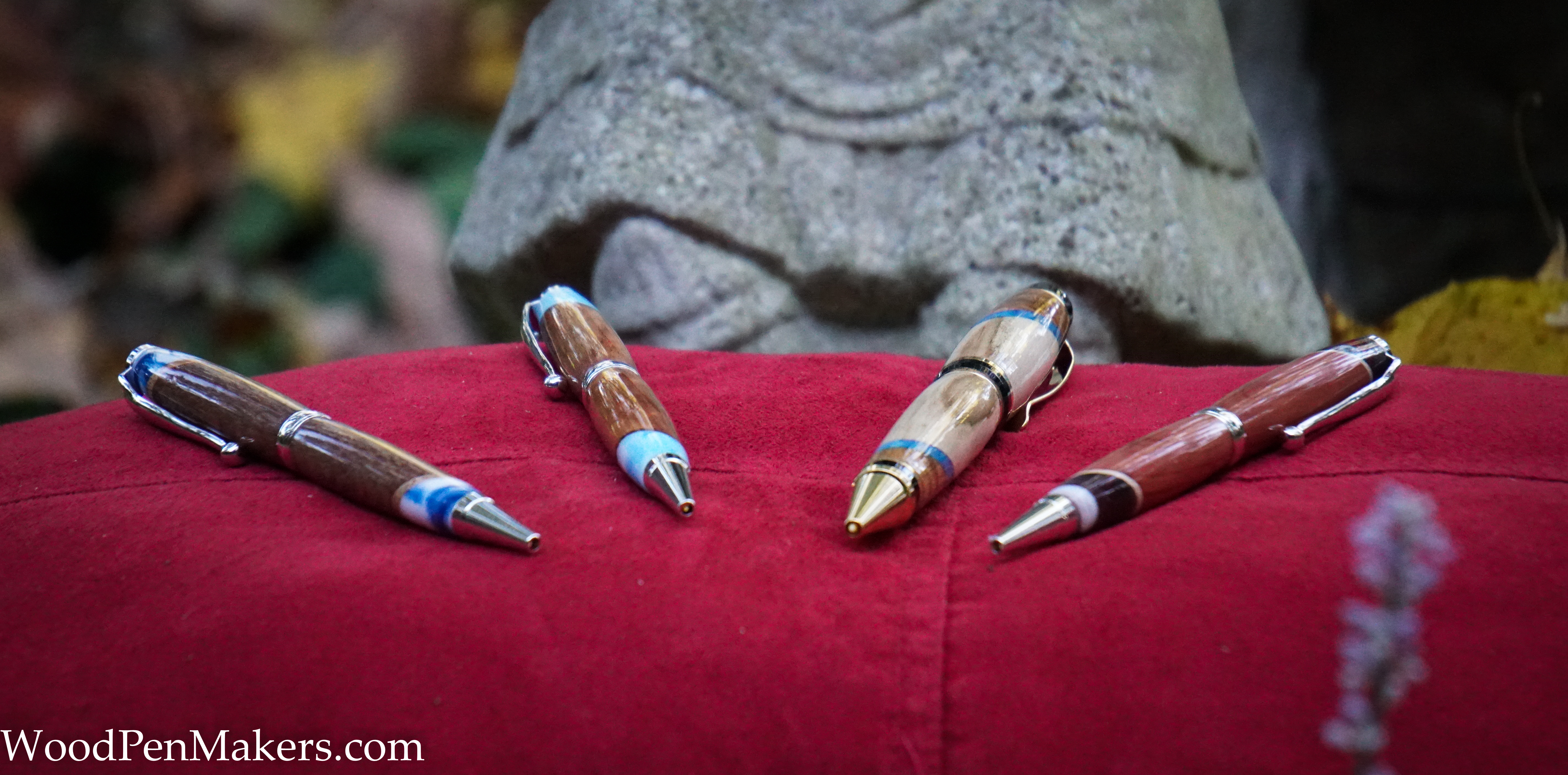 Wood Pens from Wood Pen Makers