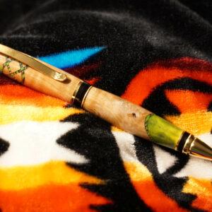Wood Pen Suriname Cherry