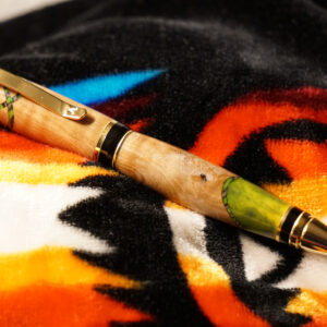 Suriname Cherry Wood Pens