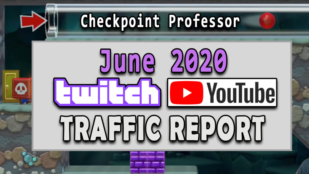 June 2020 Traffic Report