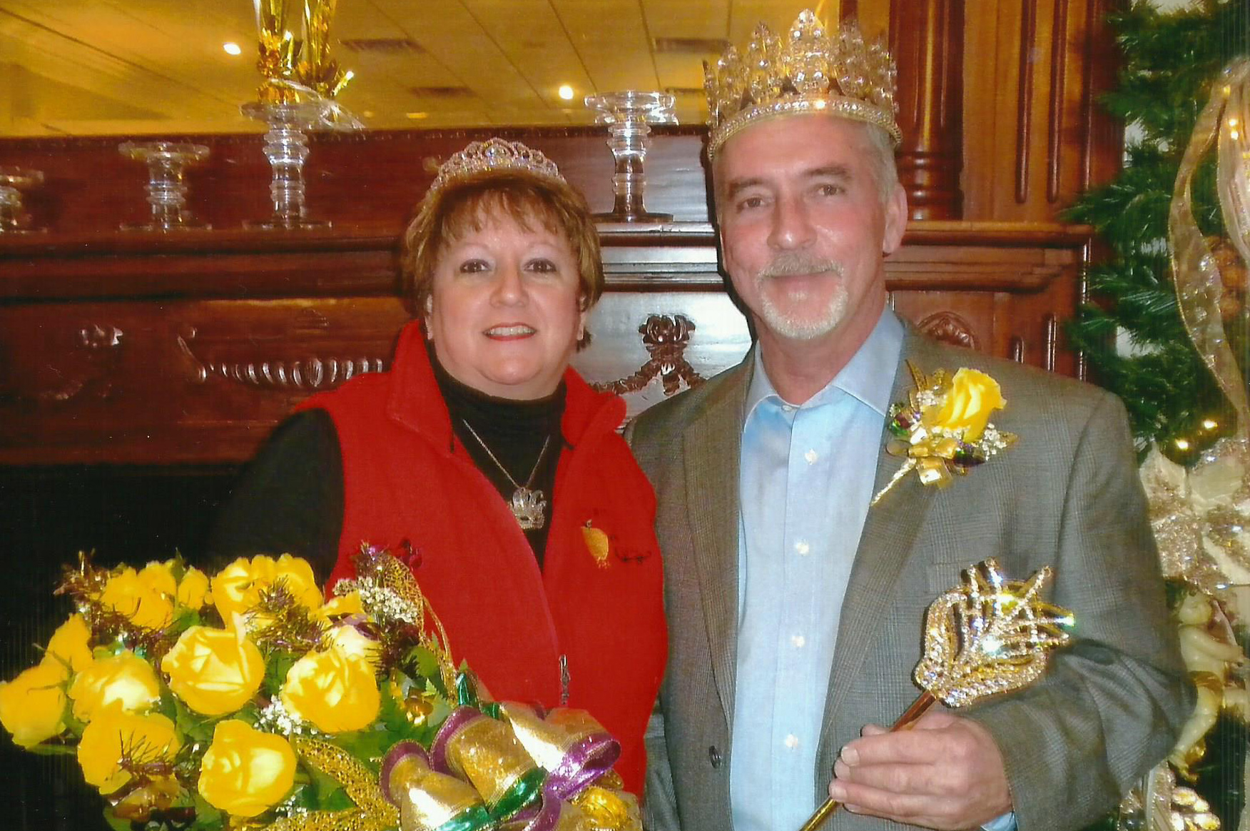 King-and-Queen