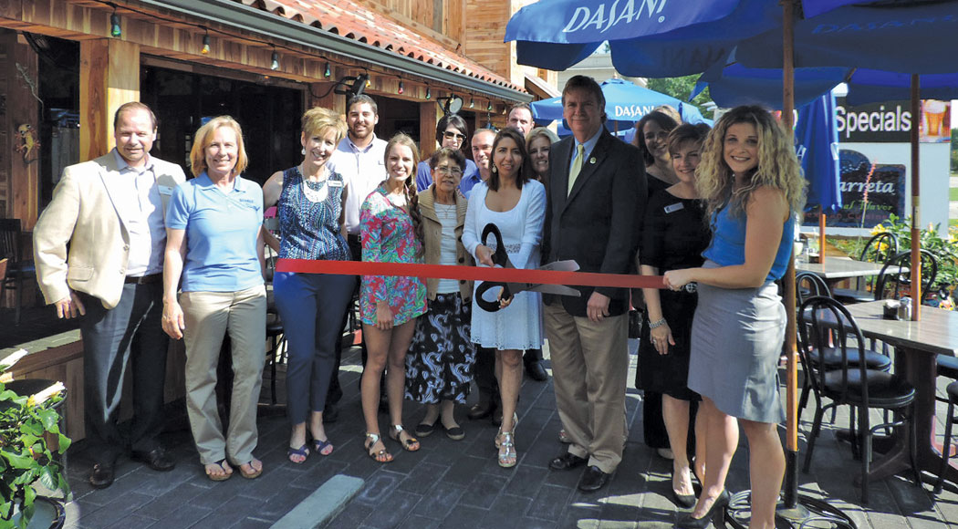 Congratulations to the St. Tammany businesses who celebrated ribbon cuttings this month: Family Promise of St. Tammany in Slidell, Layton Family Pharmacy on Highway 21 Covington, Overby Gallery in downtown Covington, and La Carreta on Highway 190 in Covington.