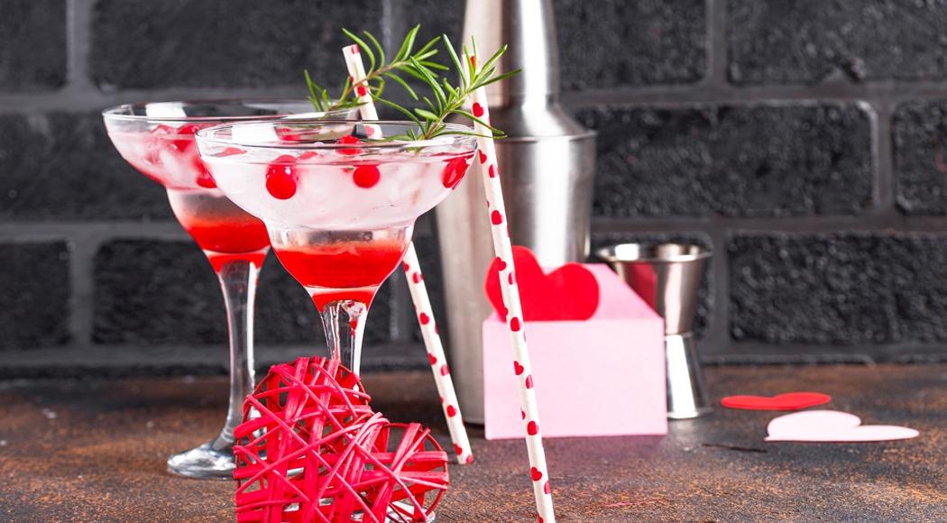 Valentine Cocktails