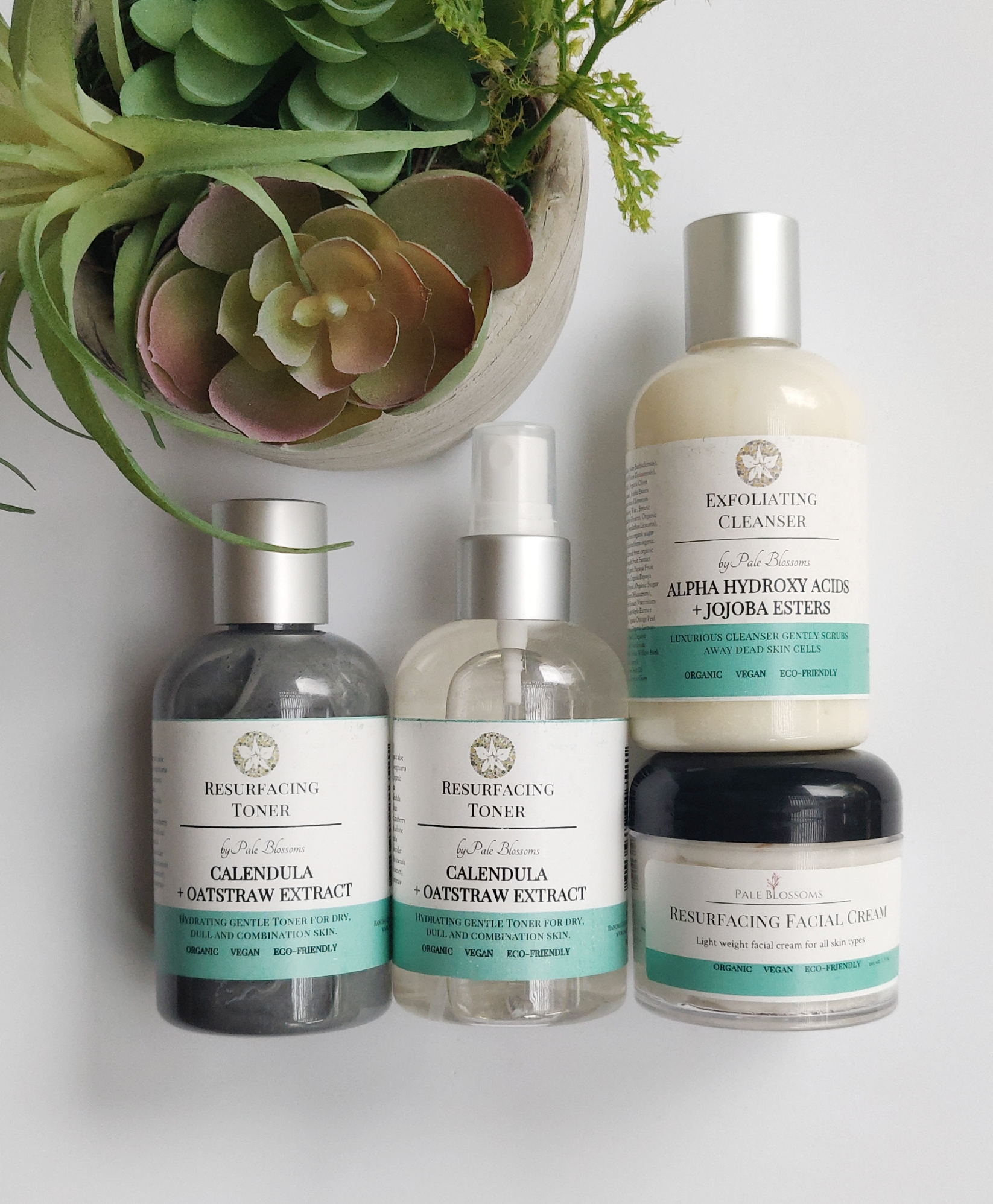 Full Facial beauty collection