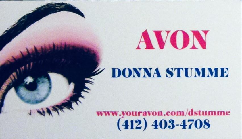 Donna Stumme Avon