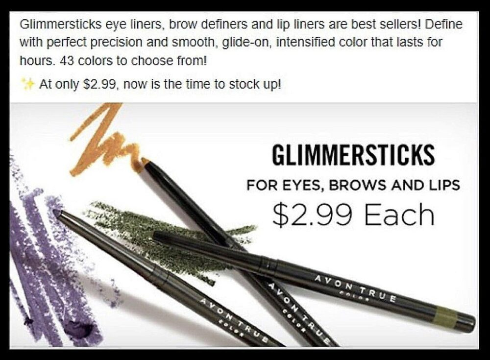 Glimmer Sticks
