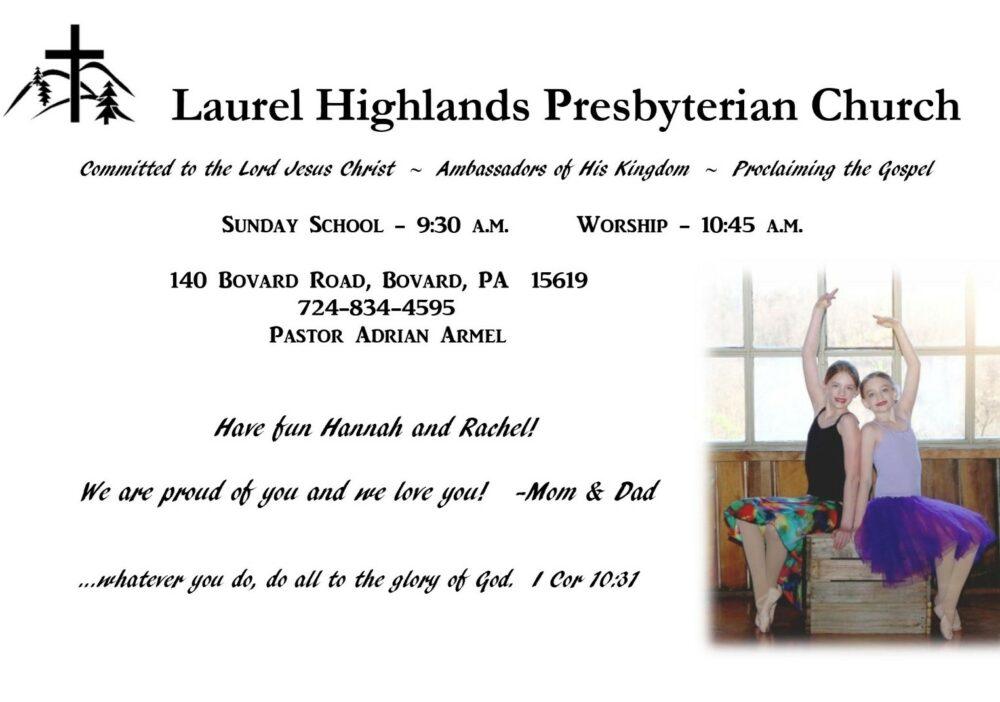 Laurel Highlands Presbyterian Church