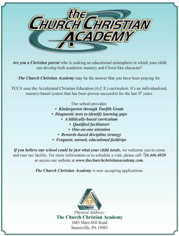 The Church Christian Academy