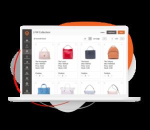 Magento Commerce Screenshot on Techfullypro.com.