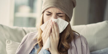 First Signs of the Cold / Flu