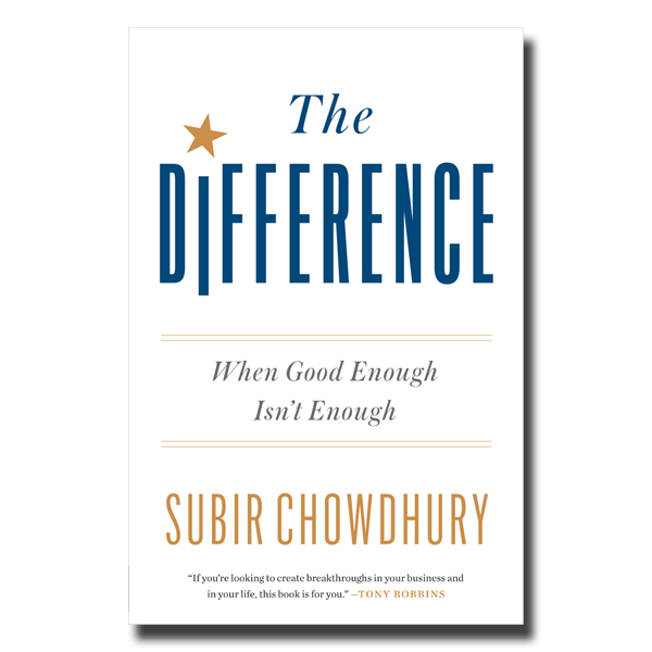 The Difference, by Subir Chowdhury