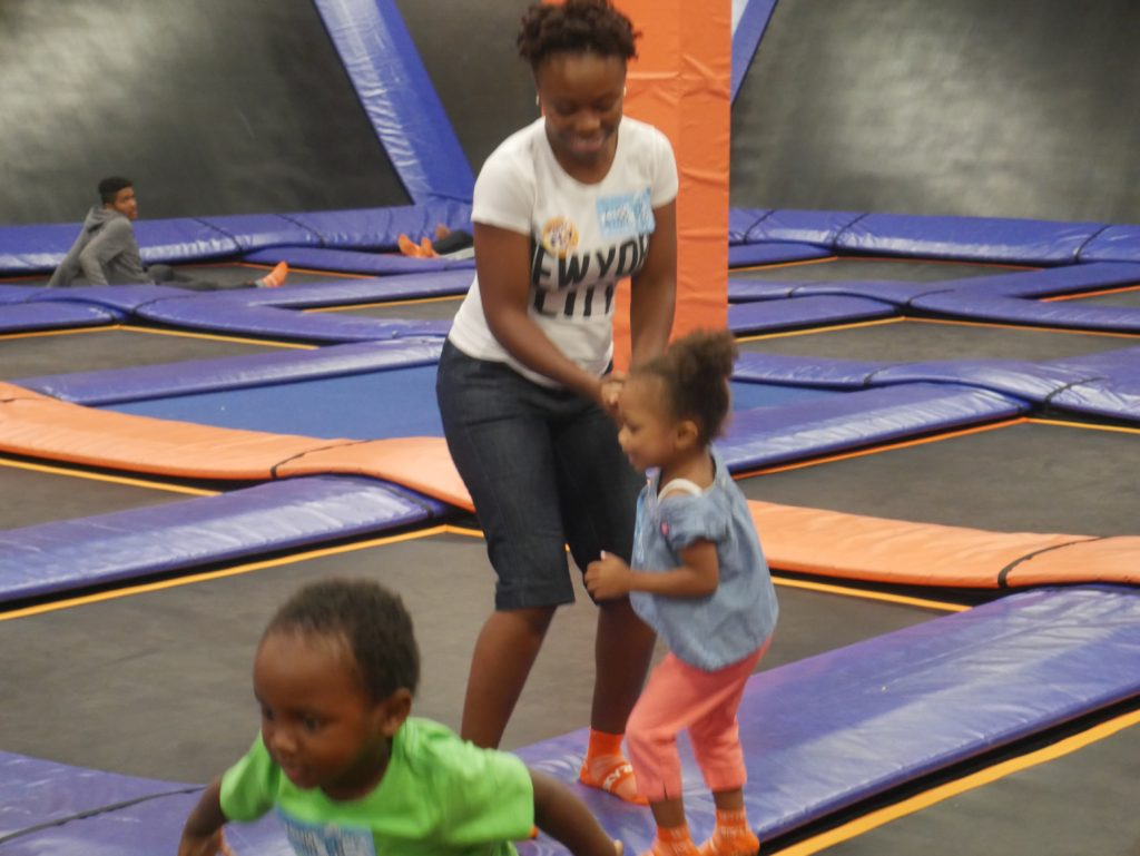 Review of SkyZone Trampoline Park