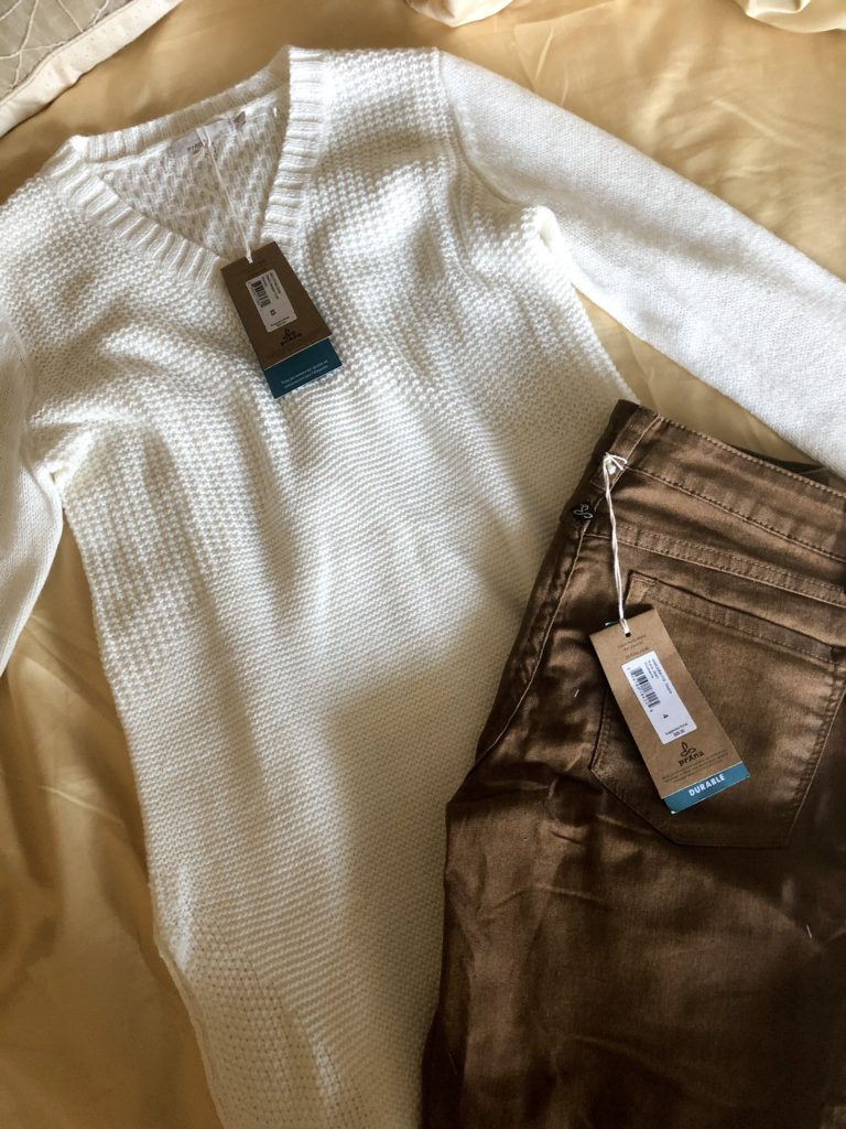 Fall Fashion With Organic Cotton PrAna