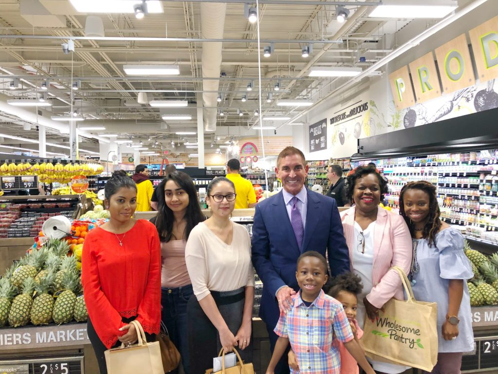 ShopRite Opens In South Bronx