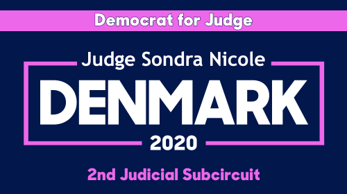 Sondra Nicole Denmark for Judge of the 2nd Subcircuit