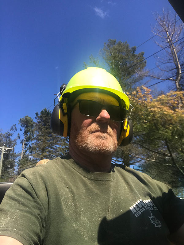 Arborist Al Potter, Newtown, CT