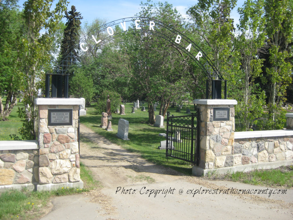 Cloverbar Cemetery