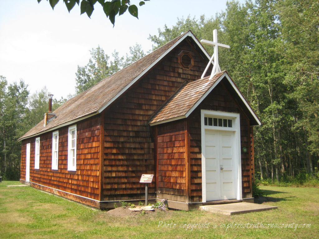 St Margarets Church North Cooking Lake Strathcona County