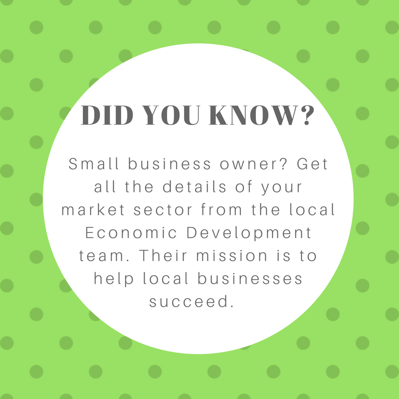 Did you know? Shop local