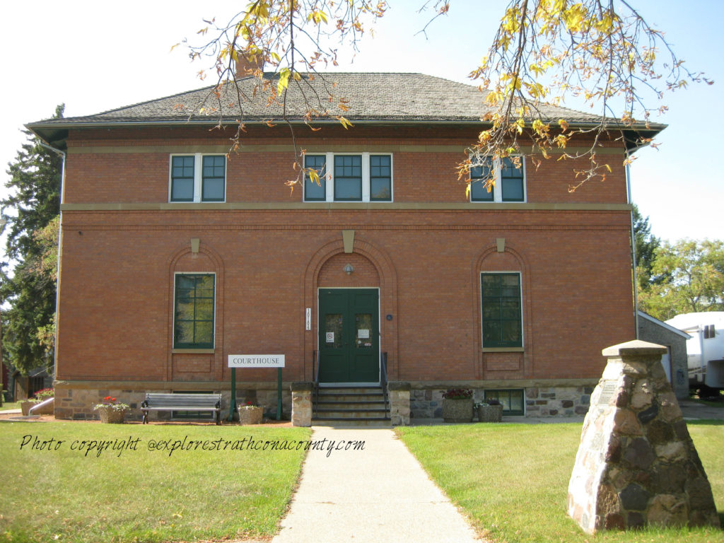 Fort Saskatchewan Courthouse