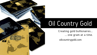 Oil Country Gold Ad