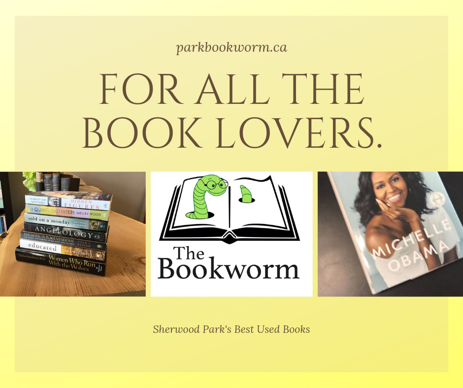 Ad for book store
