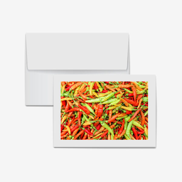 Hot Chili Peppers, Laos