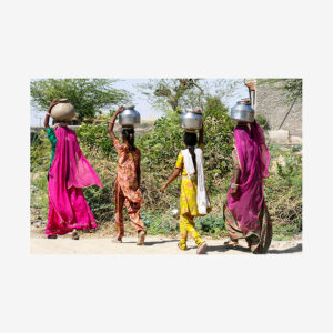 Water Jug Women, India