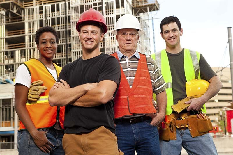 Want to Be Happy at Work? Take a Job in Construction