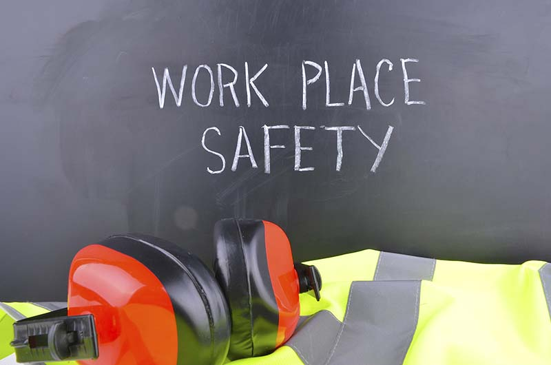 Work Place Safety OSHA inspections